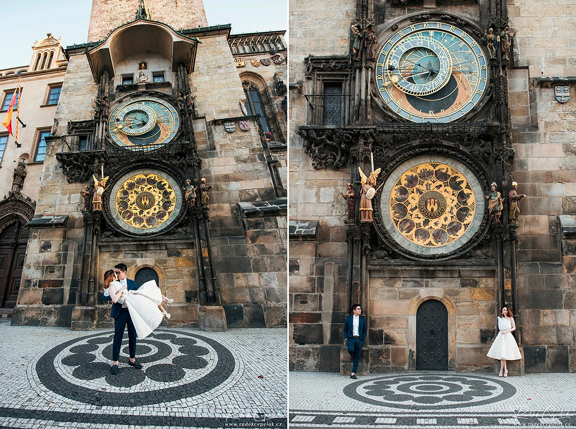 prague couple prewedding photography