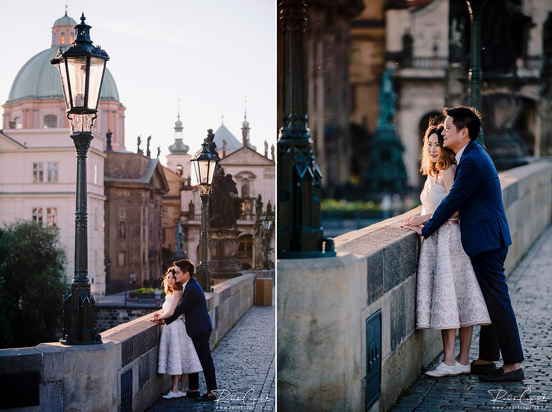 Prague Prewedding Photography