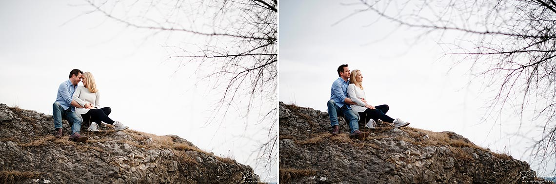 couple photography in nature