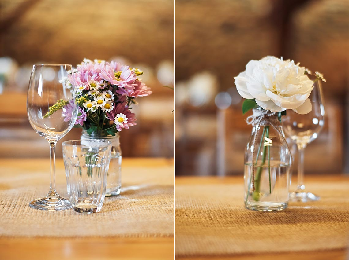 flower wedding decoration