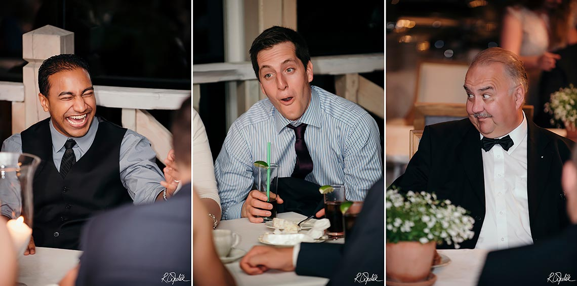 funny moments of guests at wedding