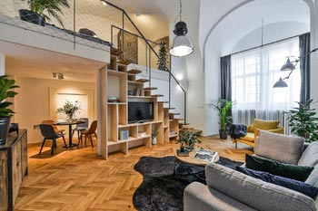 accomodation in Prague