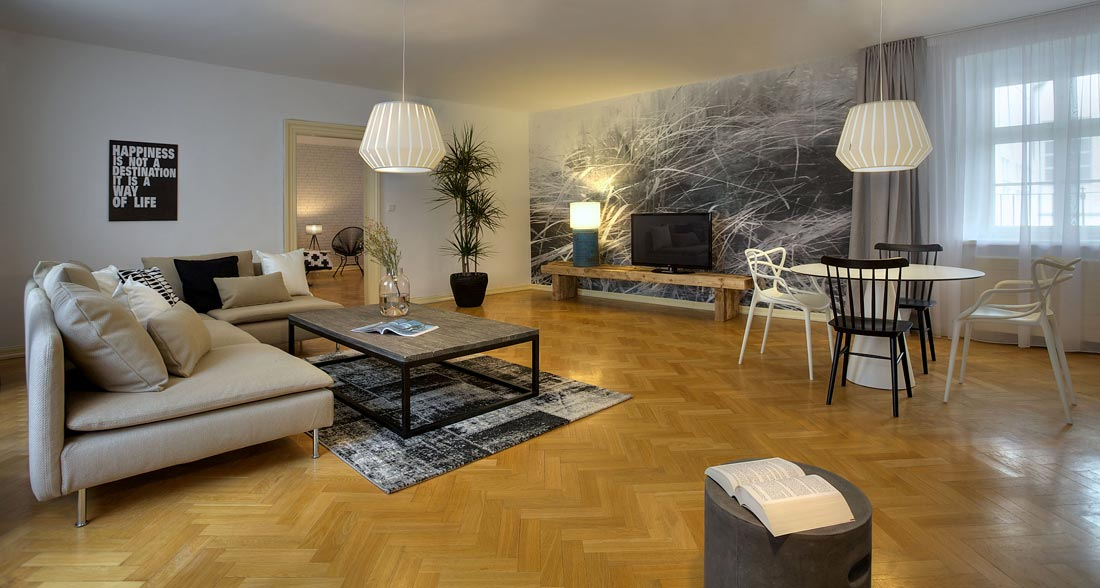 wedding apartment in Prague
